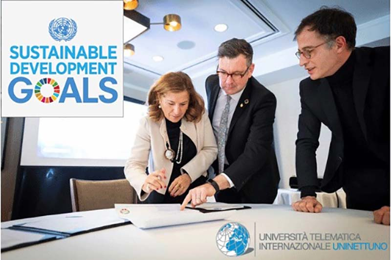 UNINETTUNO presents University for Refugees at the United Nations headquarters
