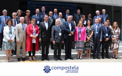 The Compostela Group of Universities highlights the role of universities as key actors in the internationalisation of cities in its general assembly