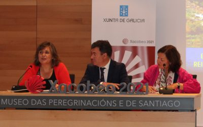 The CGU and the Regional Ministry of Culture and Tourism of Galicia sign an agreement to collaborate in the organisation of the International Meeting of Rectors on the Camino de Santiago