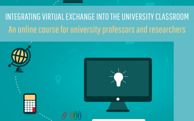 The CGU offers training on virtual exchanges to the professors of its member universities
