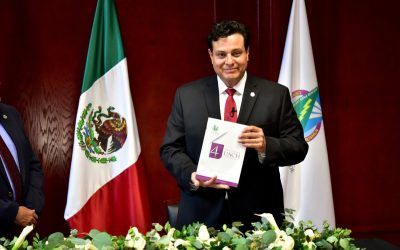 The Autonomous University of Chihuahua highlights its incorporation to the CGU in its Activity Report of Administration