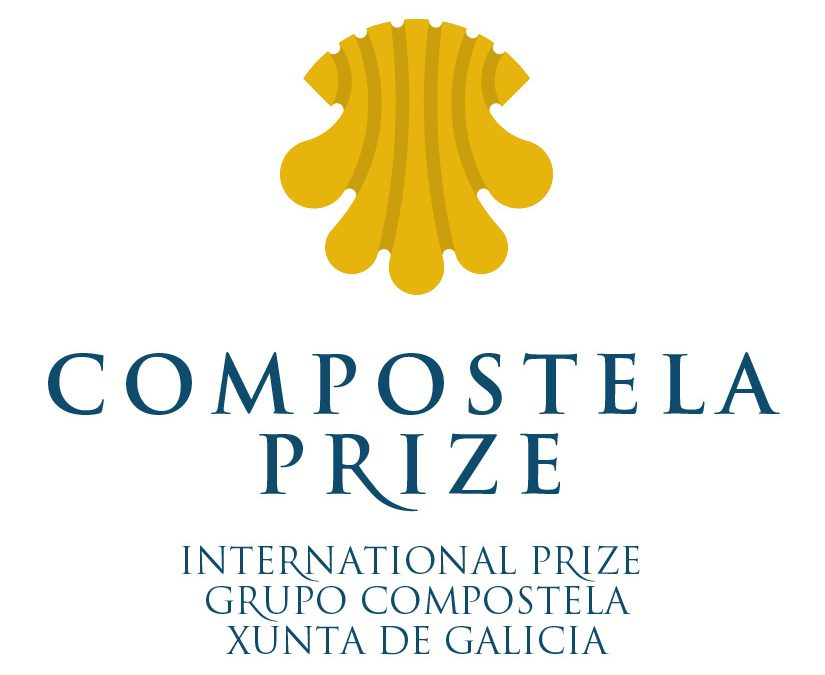 Logo International Prize Grupo Compostela-Xunta de Galicia squared