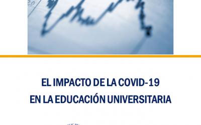 El GCU edita una publicación sobre el impacto de la COVID-19 en la Educación Superior