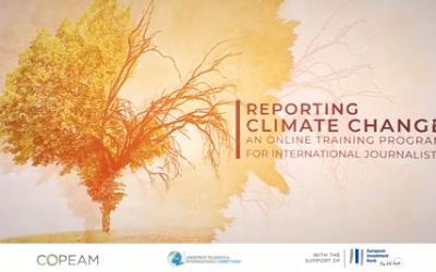 Veintiún estudiantes de países mediterráneos reciben formación sobre el cambio climático en UNINETTUNO
